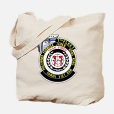 US NAVY 7TH FLEET TASK FORCE 77 Military Tote Bag