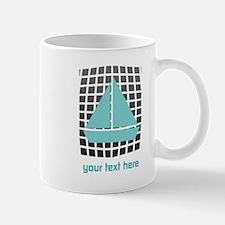 Cool Nautical Sailor Mug