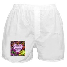 PSALM 118:24 Boxer Shorts