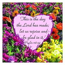 PSALM 118:24 Invitations