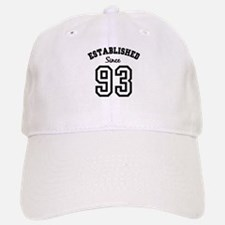 Established Since 1993 Baseball Baseball Cap