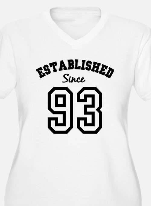 Established Since 1993 T-Shirt