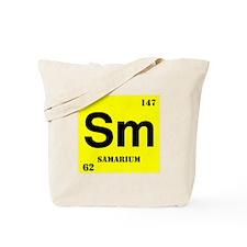 Samarium Tote Bag