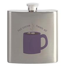 Hot Cocoa Flask