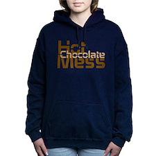 Hot Chocolate Mess Women's Hooded Sweatshirt