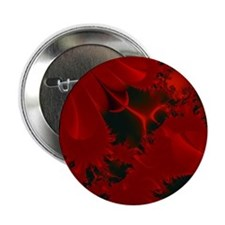 "Red Fusions Fractal Art 2.25"" Button"