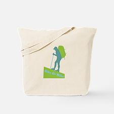 Bike Or Hike Tote Bag