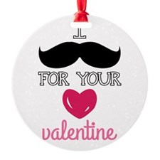 Longing For Valentine Ornament