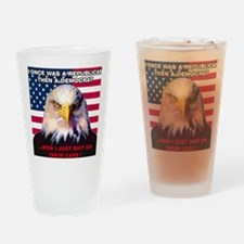 american eagle Drinking Glass