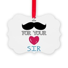 Love For Sir Ornament