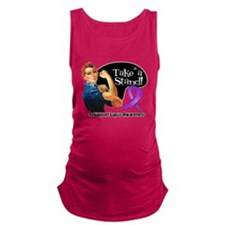 Lupus Stand Maternity Tank Top