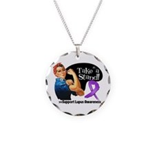 Lupus Stand Necklace