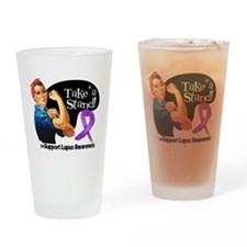 Lupus Stand Drinking Glass