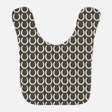 Horseshoe Pattern Bib