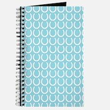 Horseshoe Pattern Journal