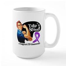 ITP Stand Ceramic Mugs