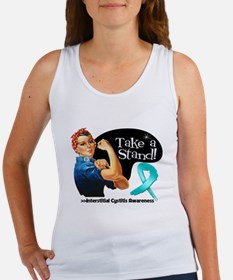 Interstitial Cystitis Stand Women's Tank Top