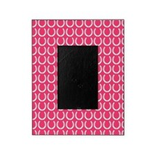 Horseshoe Pattern Picture Frame