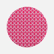 """Horseshoe Pattern 3.5"""" Button"""