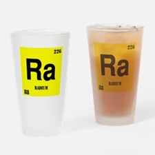 Radium Drinking Glass