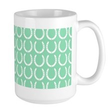 Horseshoe Pattern Mug