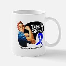 Huntington Disease Stand Mug