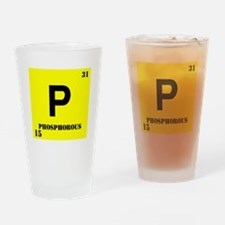 Phosphorous Drinking Glass