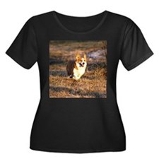 Honey Plus Size T-Shirt