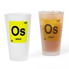 Osmium Drinking Glass