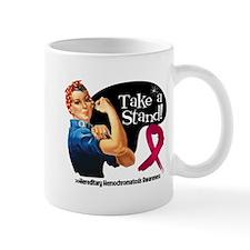 Hereditary Hemochromatosis Stand Mug