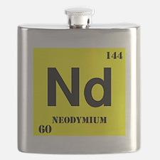 Neodymium Flask