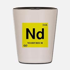 Neodymium Shot Glass