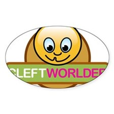 Funny Cleft Decal
