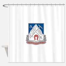87th Infantry Regiment.png Shower Curtain