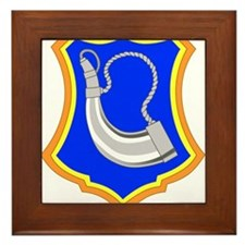 181 Infantry Regiment.psd.png Framed Tile