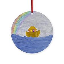 Hope Keepsake/Ornament (Round)