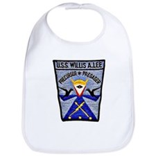 USS WILLIS A. LEE Bib