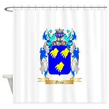 Grau Shower Curtain