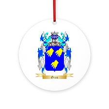 Grau Ornament (Round)
