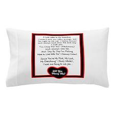 A Love Letter/t-shirt Pillow Case