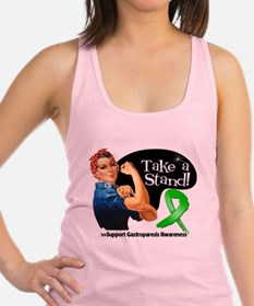 Gastroparesis Stand Racerback Tank Top