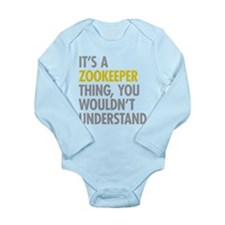 Its A Zookeeper Thing Onesie Romper Suit