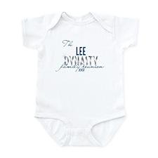 LEE dynasty Infant Bodysuit