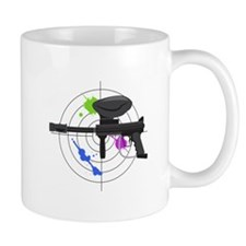 Paintball Gun Mugs