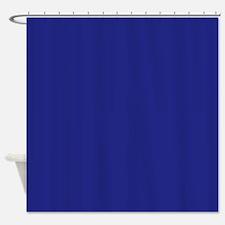 frozen blue square Shower Curtain