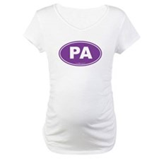 Pennsylvania PA Euro Oval Shirt