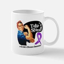 Crohns Disease Stand Mug