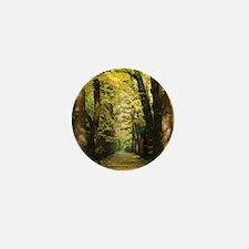 Ginkgo biloba trees Mini Button