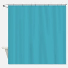 frozen ice blue queen Shower Curtain