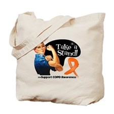 COPD Stand Tote Bag